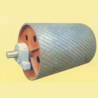包胶传动滚筒